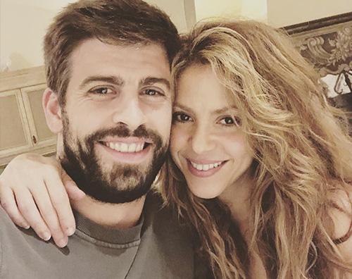 Shakira Pique Shakira e Pique innamorati sui social