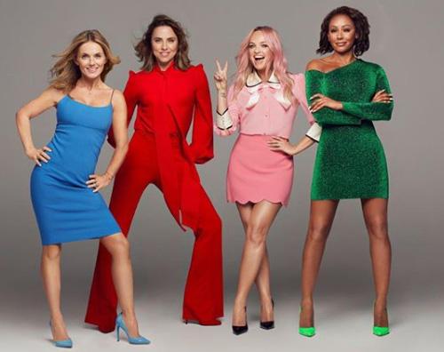 Spice Girls Victoria Beckham rinuncia al tour con le Spice Girl