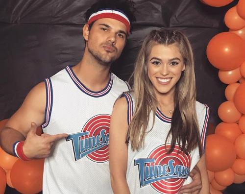 Taylor Lautner 2 Taylor Lautner ha una nuova compagna