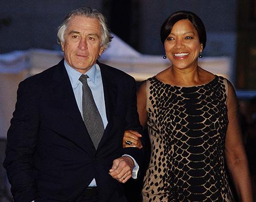 Robert De Niro si separa dalla moglie dopo 20 anni di matrimonio