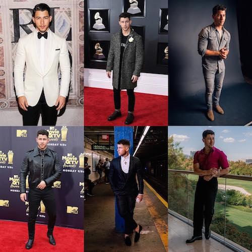 47690771 547156762467964 2764687674206675378 n Nick Jonas è luomo più stiloso del 2018