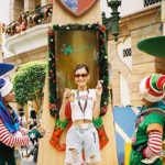 Bella 7 150x150 Bella Hadid e The Weeknd si divertono agli Universal Studios di Singapore