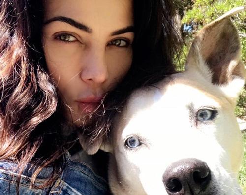 Jenna Dewan 1 Jenna Dewan dice addio al suo cane
