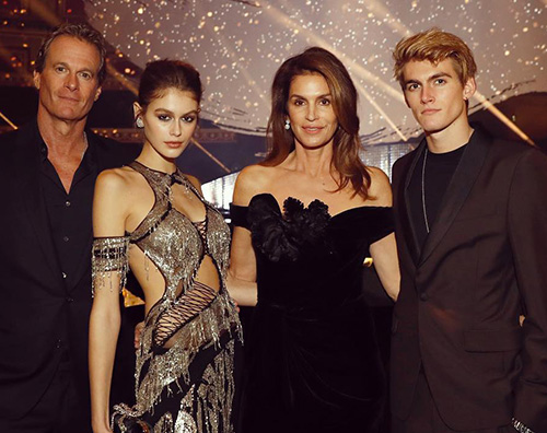 Kaia Gerber 2 Kaia Gerber è la top model dell'anno