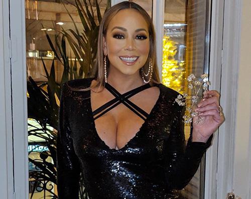 Mariah carey Mariah Carey festeggia la fine del tour