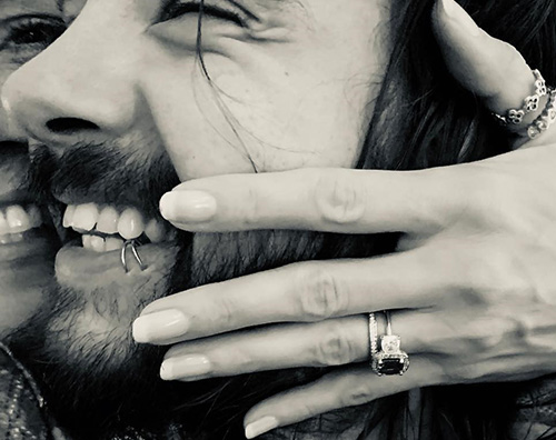 heiidi klum Heidi Klum e Tom Kaulitz sono fidanzati!