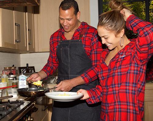 jlo Jennifer Lopez ha trascorso il Natale con Alex Rordiguez