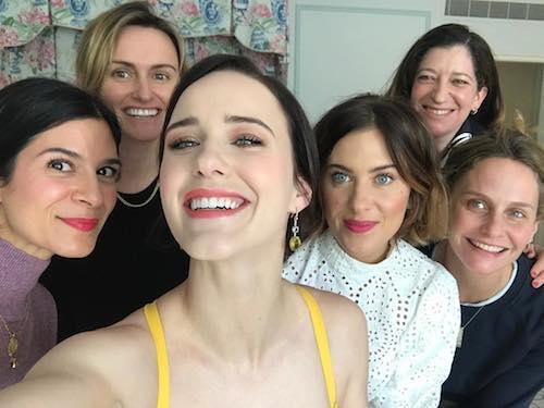 47695018 161291238182994 205800669754781322 n 1 Rachel Brosnahan in giallo incanta ai Golden Globes 2019