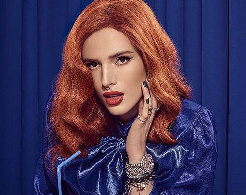 Bella Thorne Bella Thorne parla della sua bisessualità su Gay Times