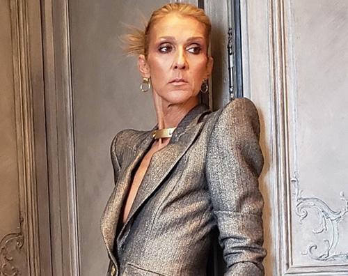 """Celine Dion Celine Dion: """"Troppo magra? Voglio sentirmi sexy"""""""