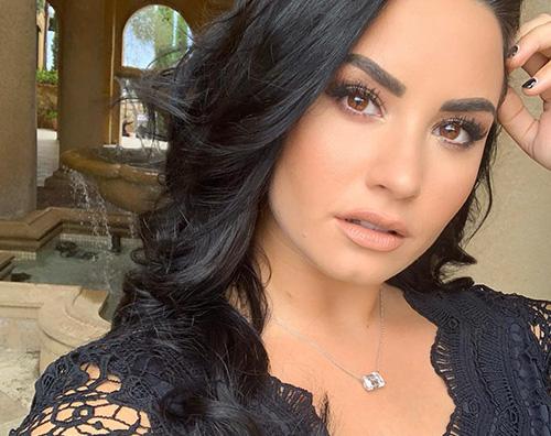 Demi Lovato Demi Lovato vittima di body shaming