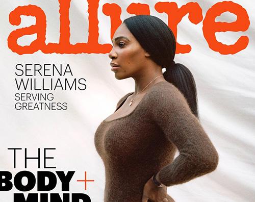 Serena Williams 2 Serena Williams è la star di Allure