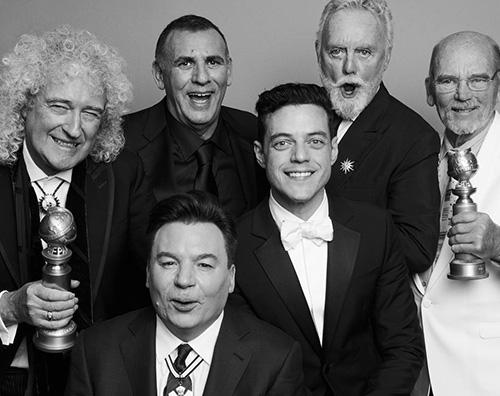 Rami Malek Golden Globes 2019: la lista dei vincitori