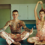 Bieber 4 150x150 Justin Bieber e Hailey Baldwin in coppia sulla cover di Vogue