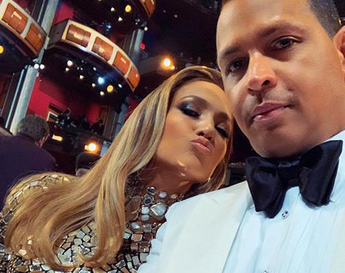 Jennifer Lopez 2 JLo e Alex Rodriguez sul red carpet degli Oscar 2019