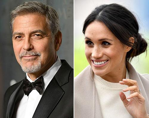 Meghan Markle 1 George Clooney difende l'amica Meghan Markle