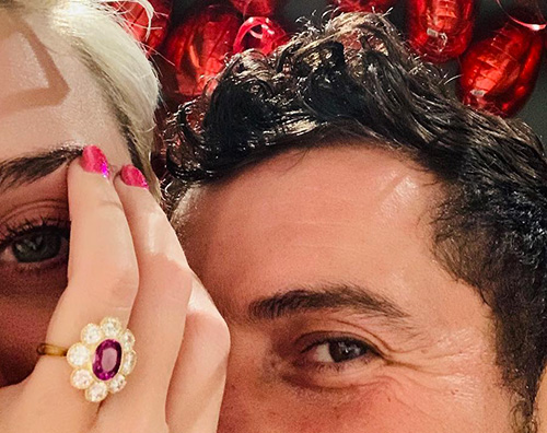 Orlando Bloom Katy Perry Orlando Bloom e Katy Perry sono fidanzati!