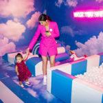 Stormi 4 150x150 Kylie Jenner mostra le foto del party di compleanno di Stormi