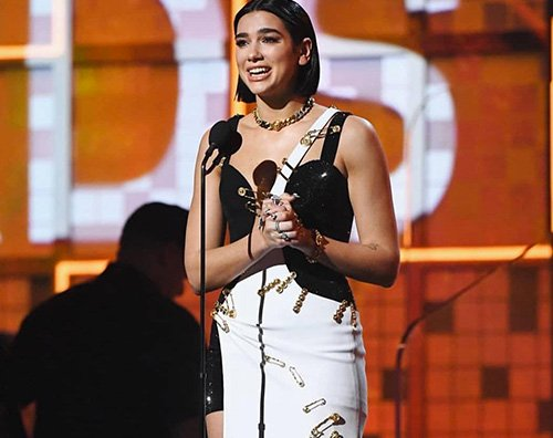 Dua Lipa 1 Grammy Awards 2019: la lista dei vincitori