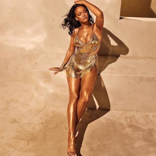 54512243 553406698514812 88661776068122711 n Rihanna è statuaria per Fenty Beauty
