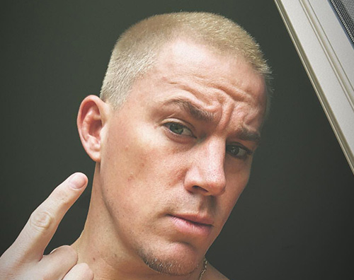 Channing tatum Channing Tatum ha un nuovo look