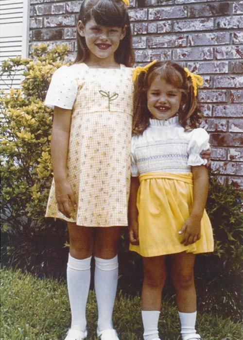 Jennifer Garner Jennifer Garner inaugura la primavera con una vecchia foto