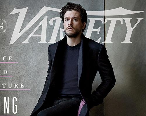 Kit Kit Harington conquista la cover di Variety