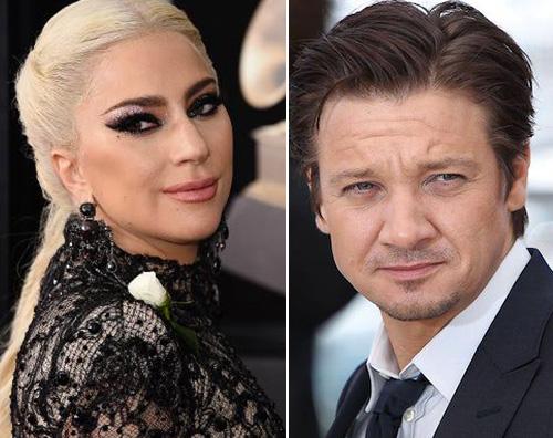 Lady Gaga e Jeremy Renner Lady Gaga e Jeremy Renner sono una coppia?