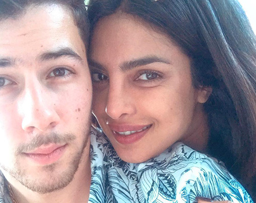 Nick Jonas Nick Jonas e Priyanka Chopra, zuccherosi su Instagram