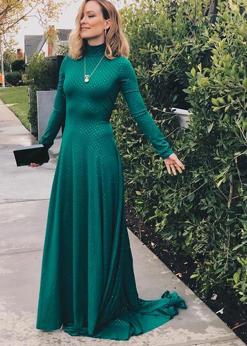 Olivia Wilde Olivia Wilde presenta A Vigilante a LA