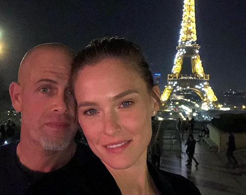 bar refaeli Bar Refaeli a Parigi con Adi Ezra