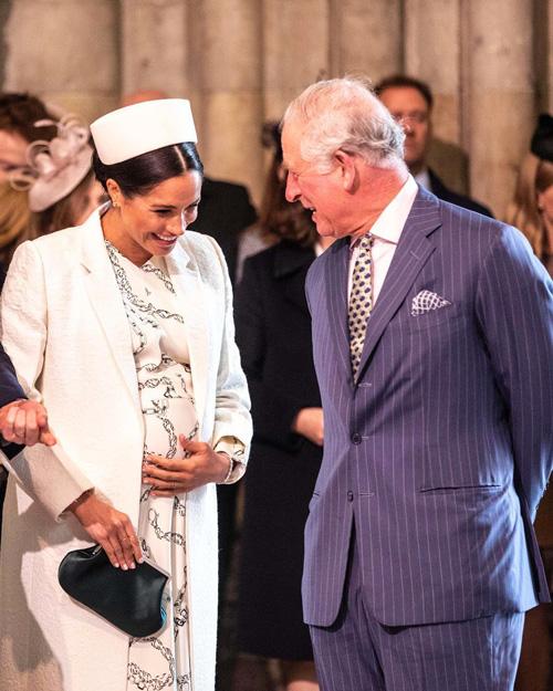 Meghan Markle Kate e Meghan alla messa del Commonwealth Day