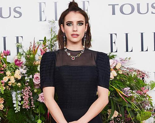 Emma 2 Emma Roberts stilosa per TOUS