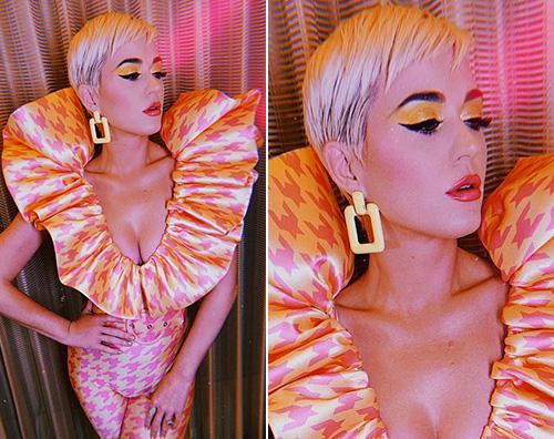 Katy Perry Katy Perry, fisico al top su Instagram
