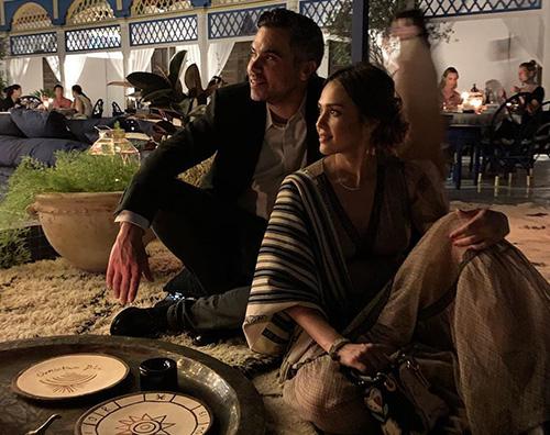 jessica alba Jessica Alba, compleanno a Marrakech con Cash Warren
