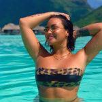 Demi 4 150x150 Demi Lovato in bikini su Instagram