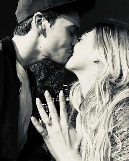 Hilary Duff 1 Hilary Duff si è fidanzata!