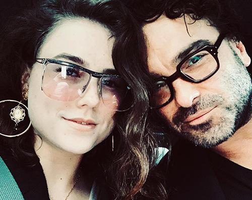 Johnny Galecki Johnny Galecki e Alaina Meyer si sono lasciati