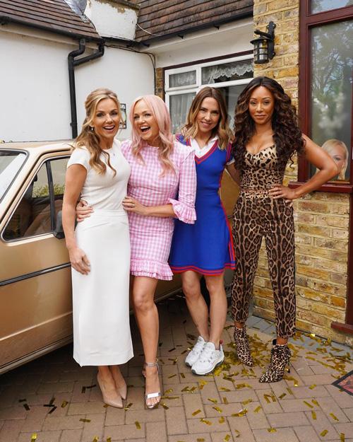 Spice Girl 1 Emma e Geri pronte per il ritorno delle Spice Girl