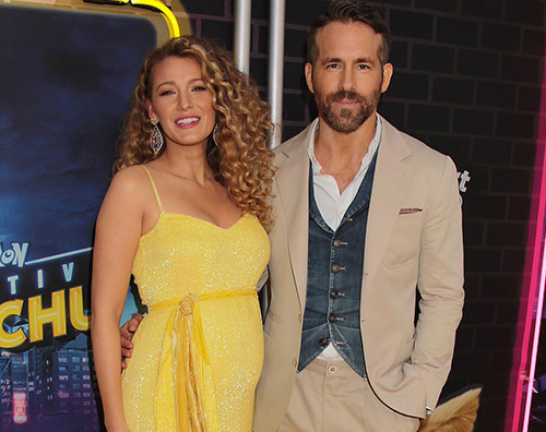 blake lively ryan reynolds Blake Lively è incinta