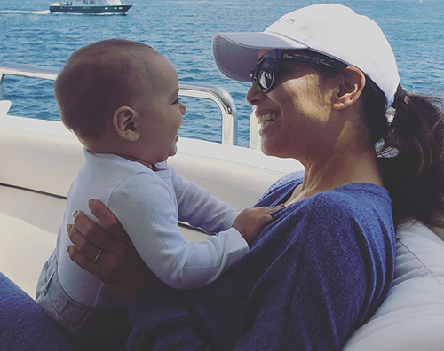 Eva Longoria, tempo di relax a Cannes