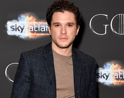 kit harington Kit Harington in rehab dopo la fine di GOT