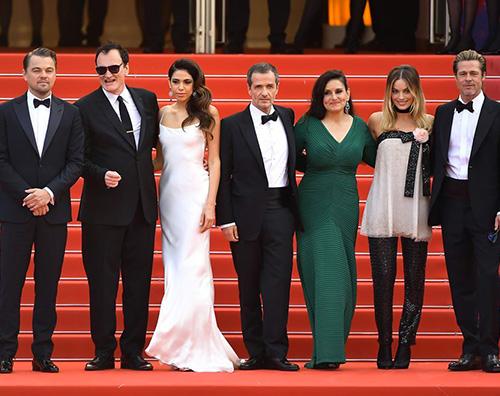 leo e brad Leo e Brad arrivano a Cannes