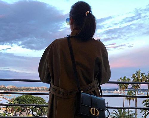 nina Indovina chi è appena arrivata a Cannes