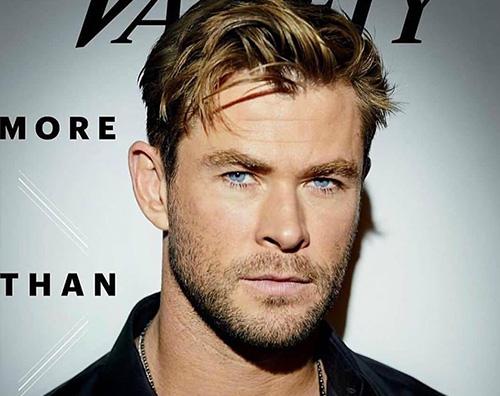 chris hemsworth cover Chris Hemsworth è la star di Variety