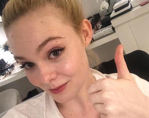 elle fanning Elle Fanning sviene a Cannes