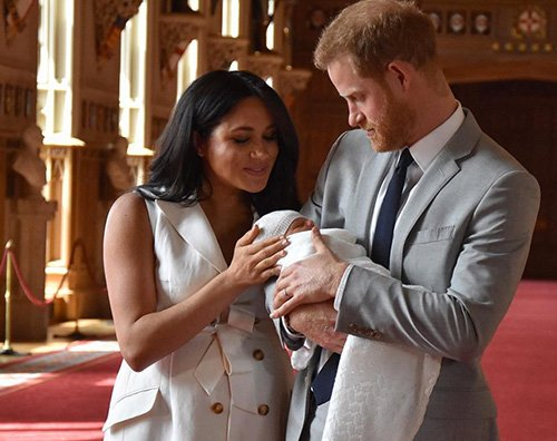 royal baby3 Royal Baby: il nome e le prime foto