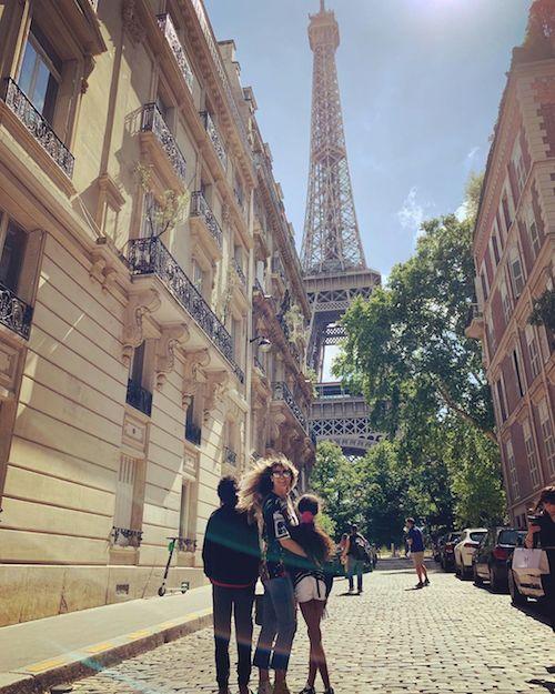65210975 330208037898201 5583127493182430800 n Heidi Klum a Parigi con Tom e i figli