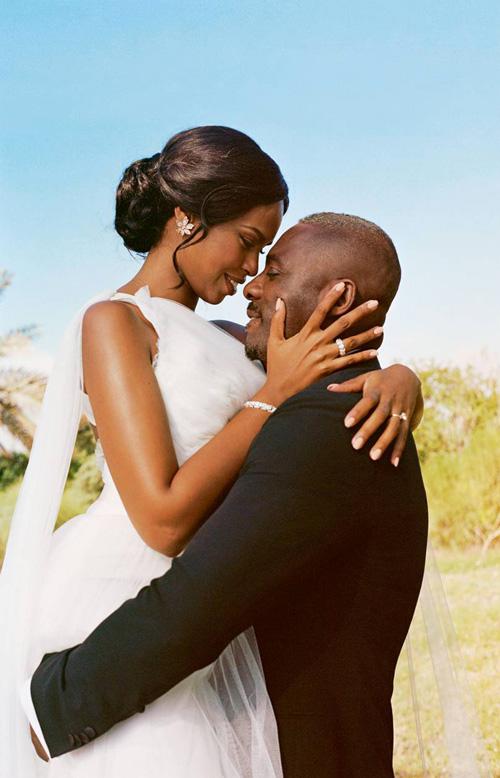 Idris Elba 1 Idris Elba e sua moglie conquistano la cover di British Vogue