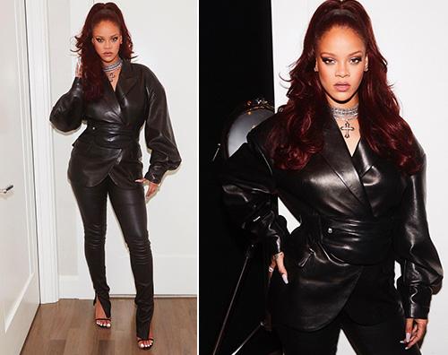 RIHANNA Rihanna è sexy per Fenty